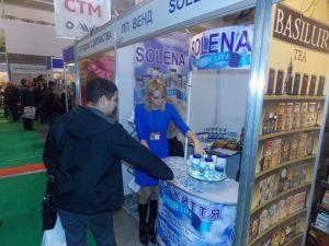 Соль SOLENA приняла участие в выставке  World Food Ukraine 2015