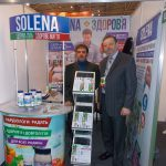 Соль SOLENA представили на WorldFood Ukraine 2016 в Киеве 11