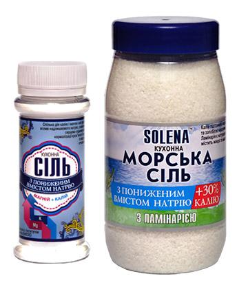 Снизить артериальное давление с помощью соли с калием