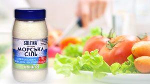 Соль с калием и микроэлементами