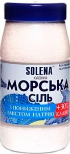 Соль для гипертоников и всей семьи