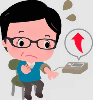 Гипертония - высокое давление