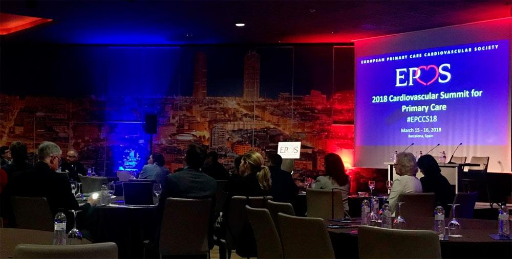 Доклад на медицинском саммите в Барселоне о соли с калием в питании