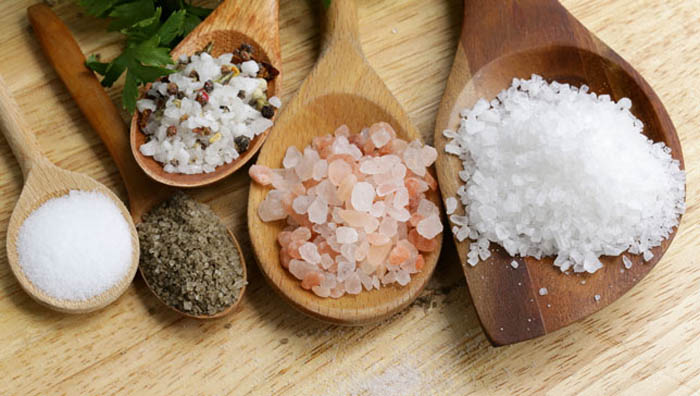 How to choose the right salt?