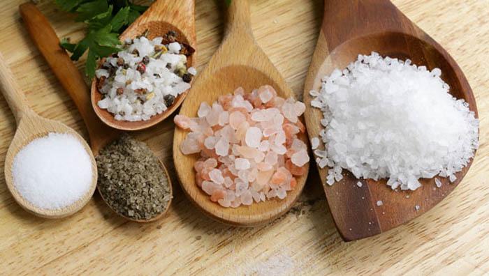 Как правильно выбирать соль?