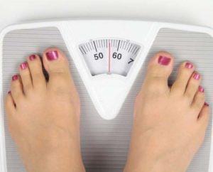 лишние килограммы
