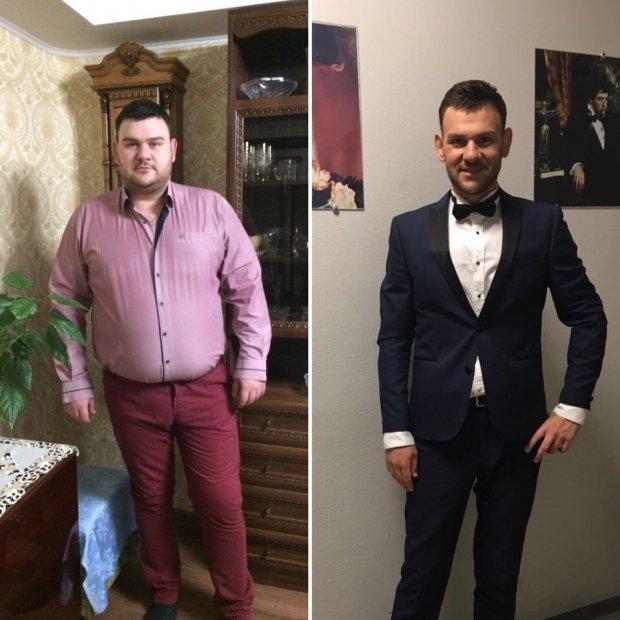 Андрей шляхов до и после