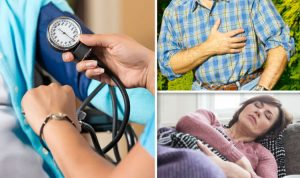Гипертония, стадии и степени