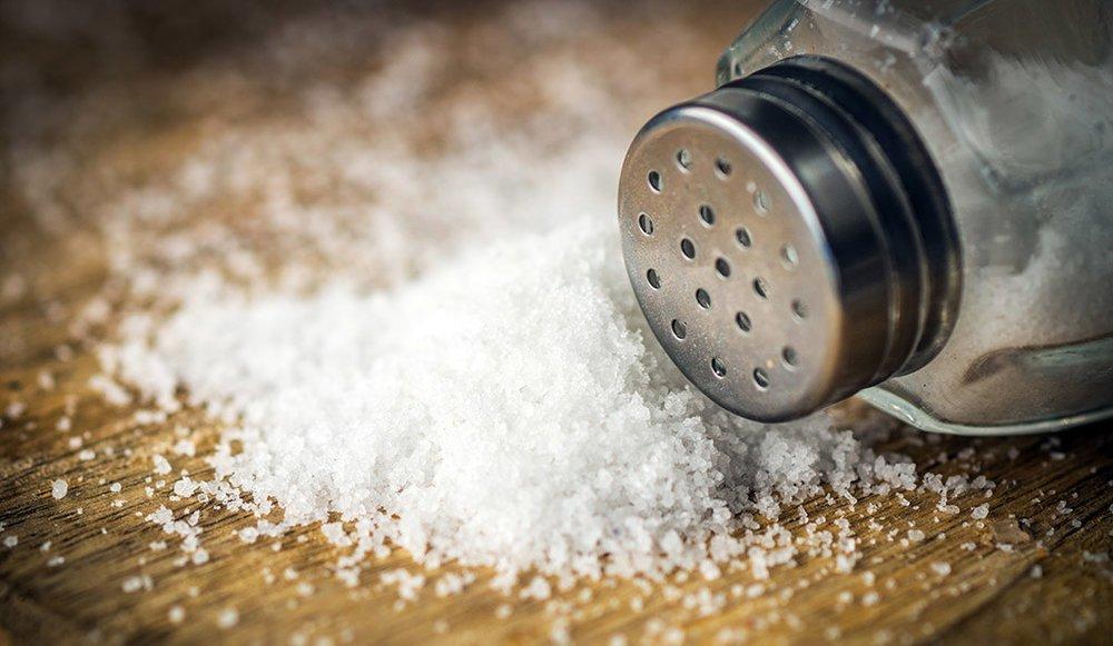 Сіль. Види солі, вплив на здоров'я